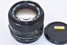 Canon NEW FD 50mm F1.4