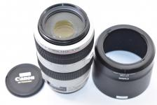 Canon EF 70-300mm F4-5.6 L IS USM 【純正フードET-73B付】
