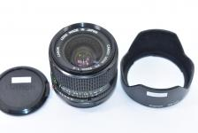 Canon NEW FD 28mm F2 【純正フードBW-52B付】