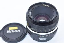 NEW NIKKOR 50mm F2