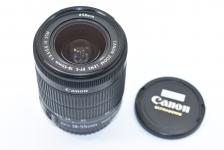 【B級特価品】Canon EF-S 18-55mm F3.5-5.6 IS STM