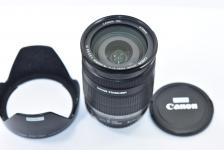 Canon EF-S 18-200mm F3.5-5.6 IS 【純正フードEW-78D付】