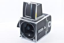 HASSELBLAD 500C/M A12フィルムマガジン付 【☆マーク入り正規品 方眼マットスクリーン装着】