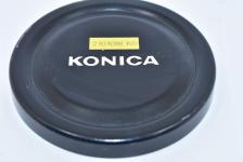 【希 少】KONICA銘内径70mm METAL LENS CAP