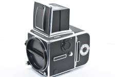 HASSELBLAD 503CXi A12フィルムマガジン付 【☆マーク入り正規品 方眼マットスクリーン装着】