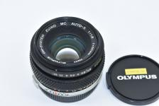 【B級特価品】 OLYMPUS ZUIKO MC AUTO-S 50mm F1.8