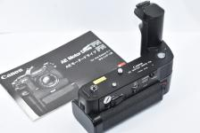 Canon AE MOTOR DRIVE FN 取説付 【Canon NEW F-1用】